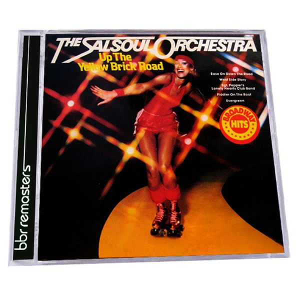 Salsoul Orchestra,The - Up the Yellow Brick Road