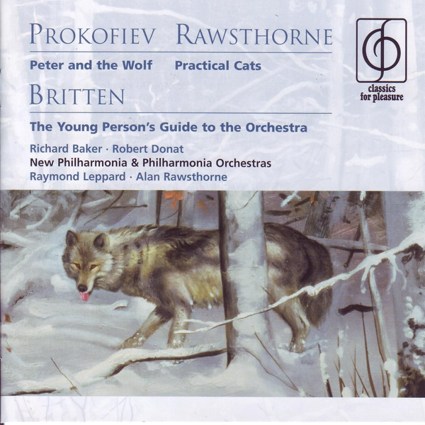 Leppard,Raymond - Prokofiev: Peter and the Wolf; Britten: The Young Person's Guide to the Orchestra