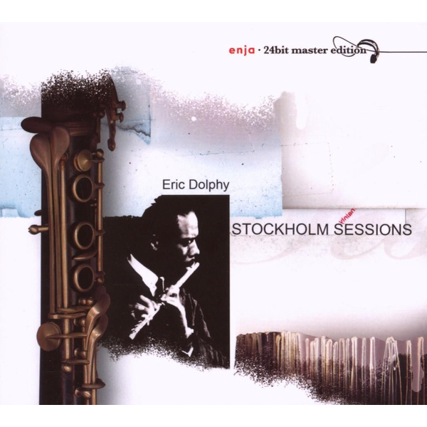 Dolphy,Eric - Stockholm Sessions