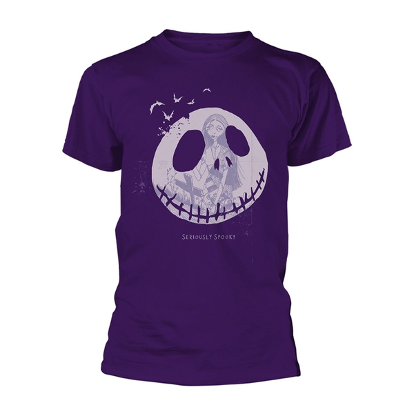 The Nightmare Before Christmas - Seriously Spooky T-Shirt M
