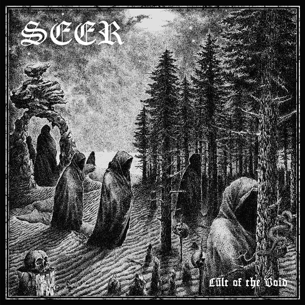 Seer,The (CAN) - Cult Of The Void-Vol.3 & IV