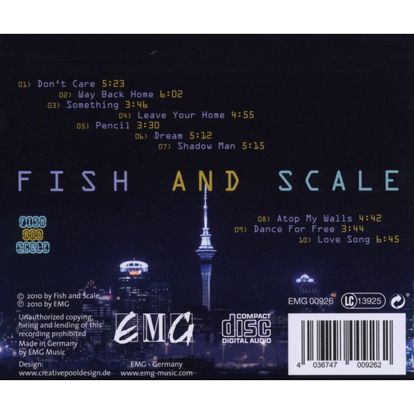 Fish And Scale - Fish And Scale