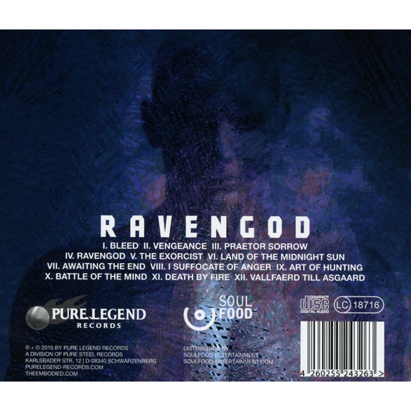 Embodied,The - Ravengod