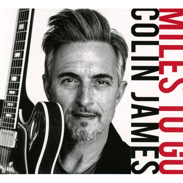 James,Colin - Miles to Go