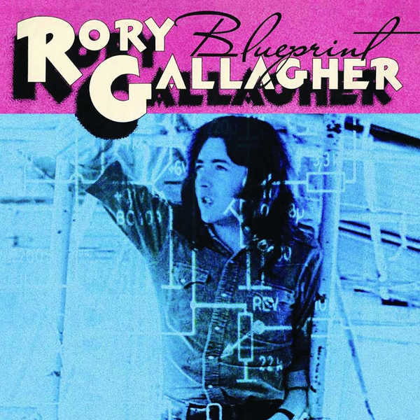 Gallagher,Rory - Blueprint