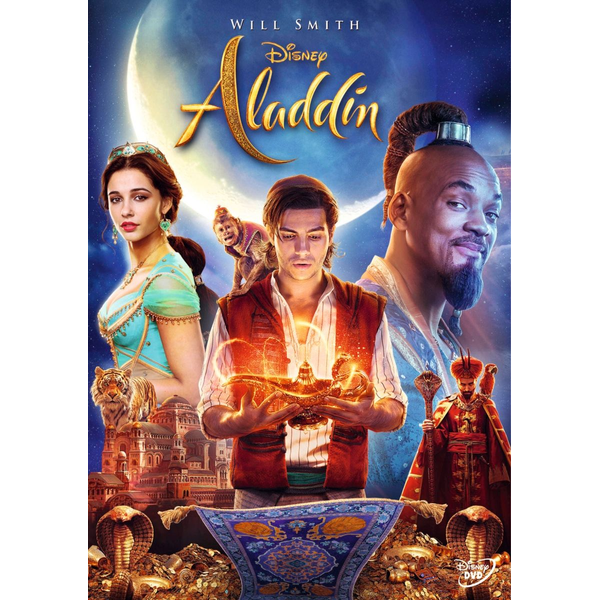 Ritchie, Guy - Walt Disney Pictures Aladdin DVD English, Italian