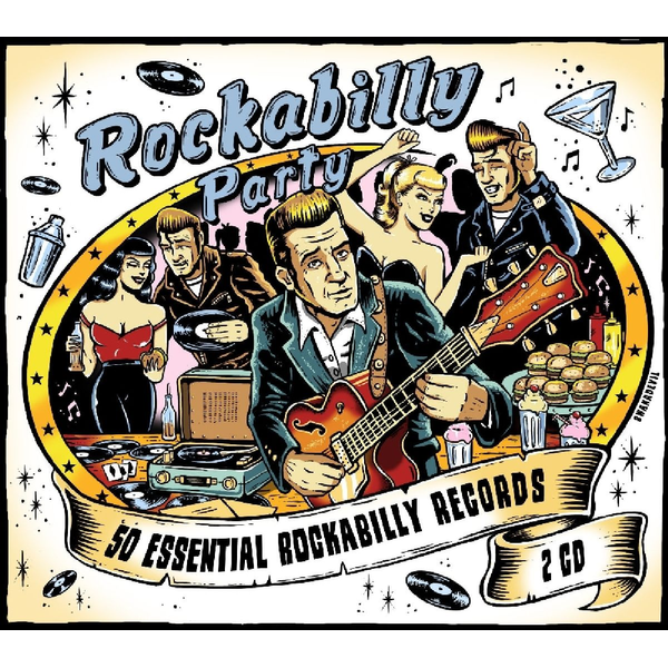 Various - Rockabilly Party [My Kind of Music]
