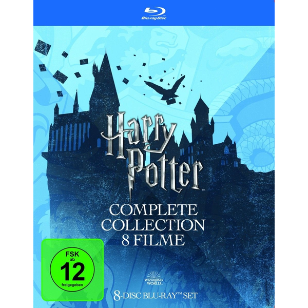 David Yates - Harry Potter: The Complete Collection