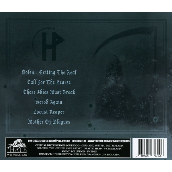 Hooded Priest - Hour Be None