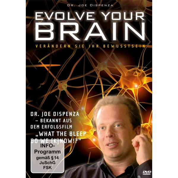 Evolve your Brain Alive AG 6410767 movie/video DVD German, English