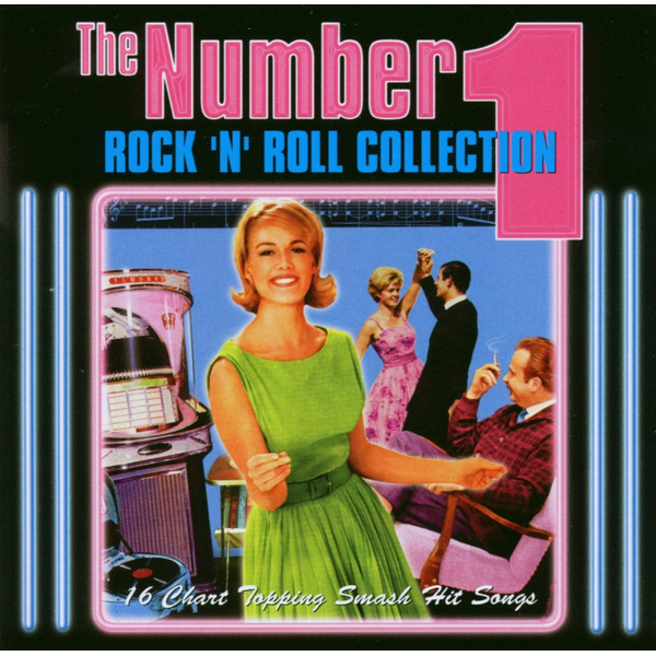 VARIOUS - Number 1 Rock 'N' Roll Collection [K-Tel #1]