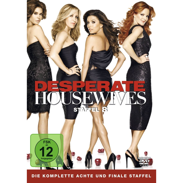 Grossman, David - Desperate Housewives - 8. Staffel