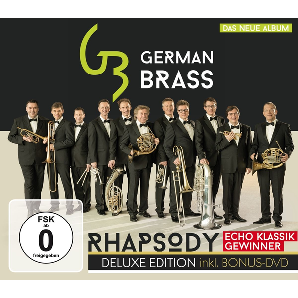 German Brass - Rhapsody-Deluxe Edition
