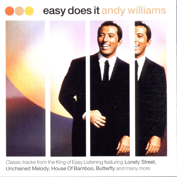 Williams,Andy - Easy Does It
