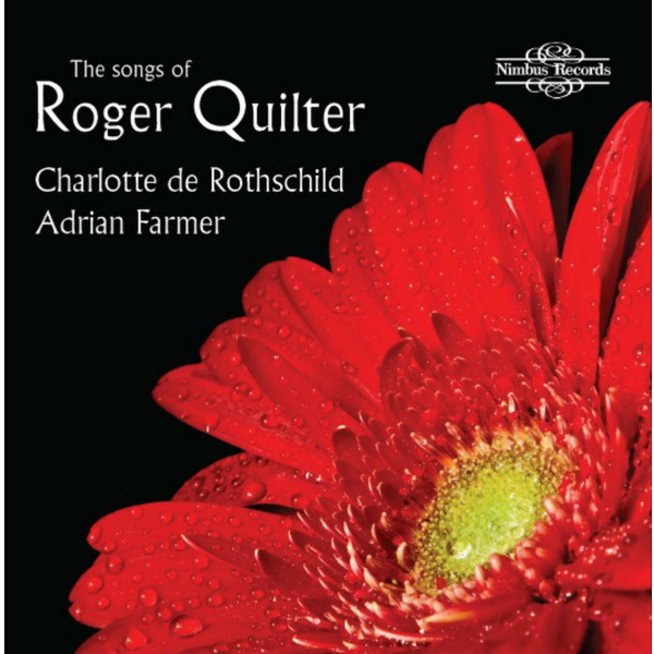 De Rothschild,Charlotte - Songs of Roger Quilter