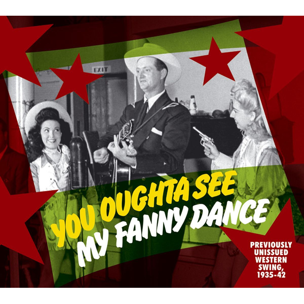 Various - You Oughta See My Fanny Dance 1935-42