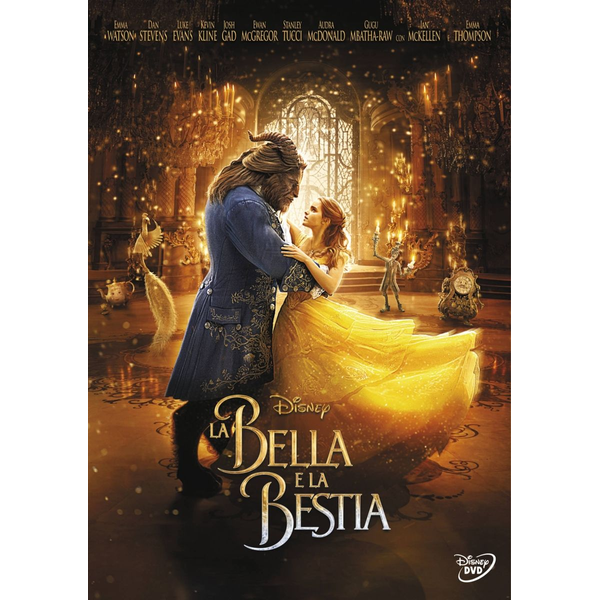 Condon, Bill - Walt Disney Pictures Beauty and the Beast DVD Italian