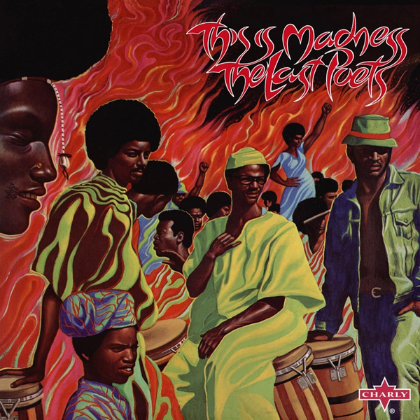 Last Poets,The - Last Poets/This Is Madness