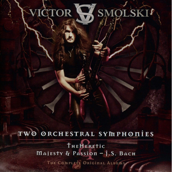 Smolski,Victor - Two Orchestral Symphonies