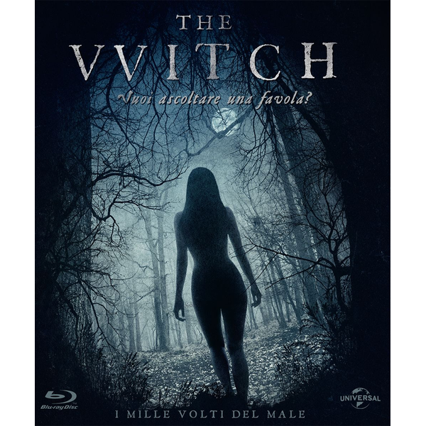 - Universal Pictures The Witch Blu-ray English, Italian