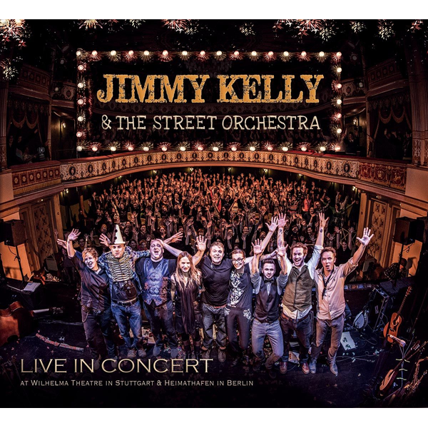 Kelly,Jimmy - Live In Concert