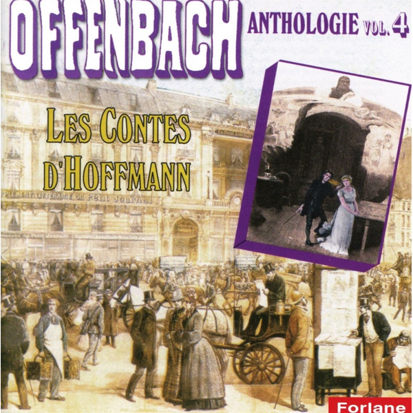 Beecham - Offenbach Anthologie, Vol. 4
