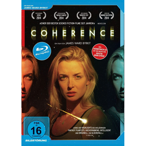 - Coherence (Blu-ray) (Limited S