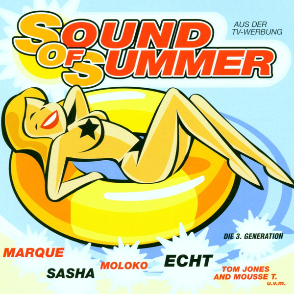 VARIOUS - SOS-SOUND OF SUMMER