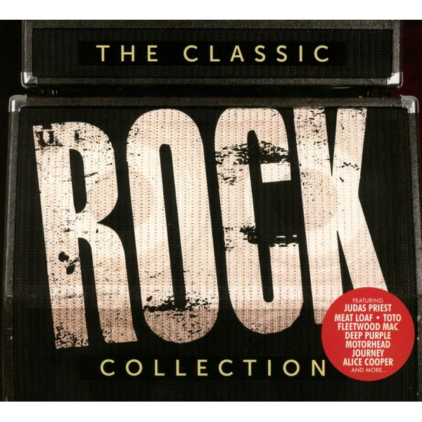 Various - Classic Rock Collection [Sony Music]