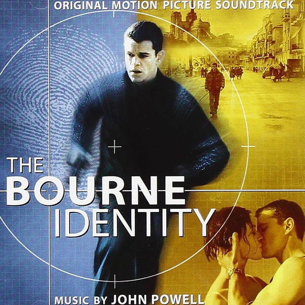OST - The Bourne Identity