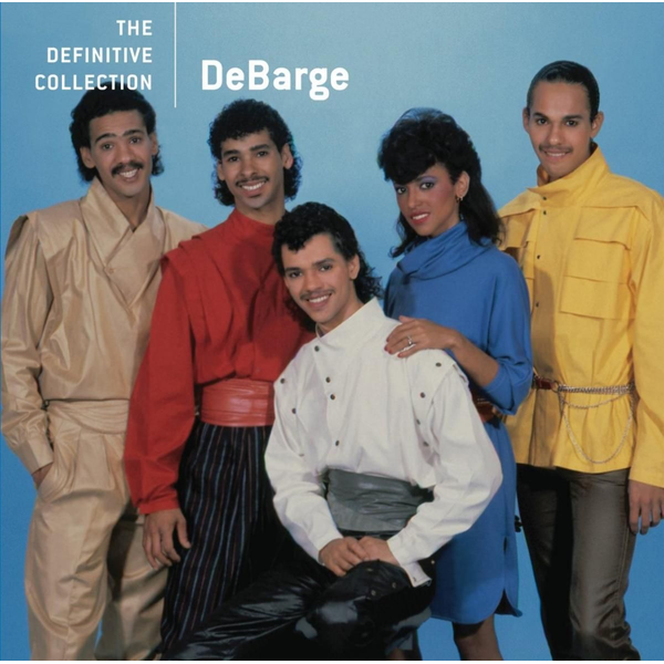 DEBARGE - THE DEFINITIVE MOTOWN COLLECTION