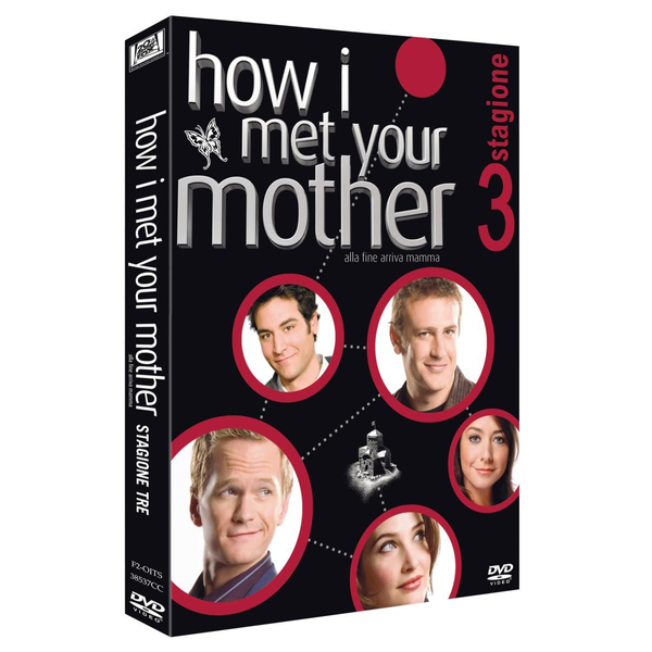 VARIOUS ARTISTS - HOW I MET YOUR MOTHER STAGIONE 3