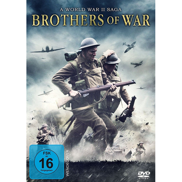 Mike Carter - Brothers of War