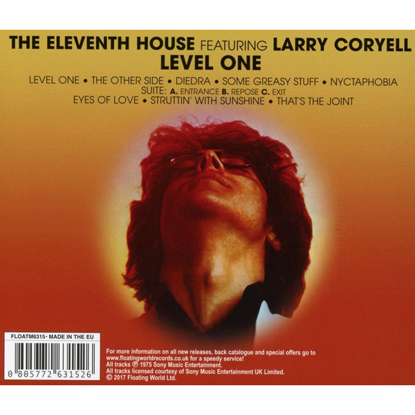 Eleventh House With Larry Coryell - Level One