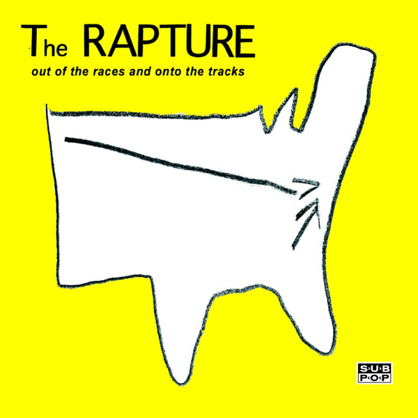 Rapture - Out Of The Races And Onto The...