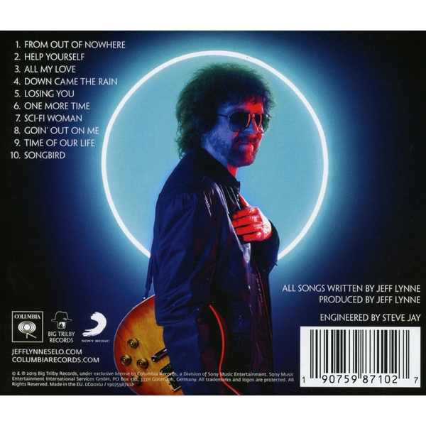 Jeff Lynne's ELO - From Out of Nowhere