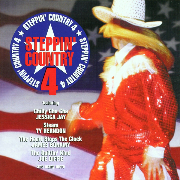 VARIOUS - STEPPIN COUNTRY 4