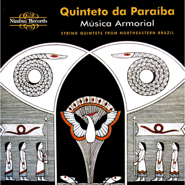 Musica Armorial - Música Armorial: String Quintets from Northeastern Brazil