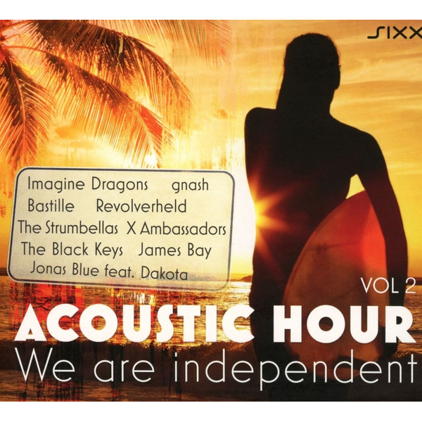 Various - Acoustic Hour Vol.2-We Are Independent