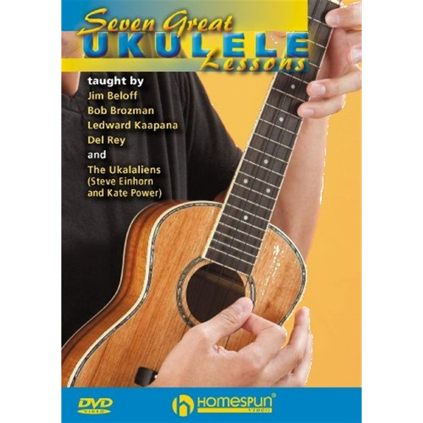 Various - Seven Great Ukulele Lessons