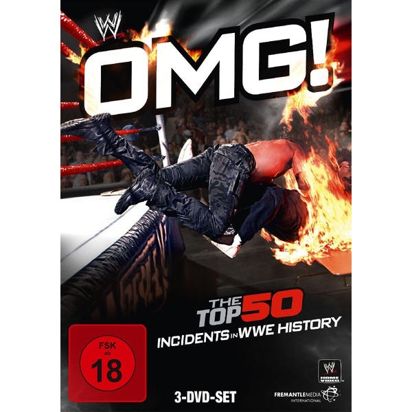 WWE - WWE: OMG-The Top 50 Incidents In WWE History