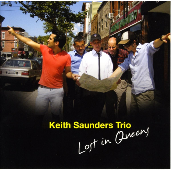Saunders,Keith - Lost In Queens