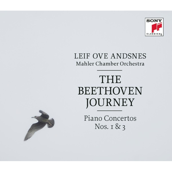Andsnes,Leif Ove - Beethoven Journey: Piano Concertos Nos. 1 & 3
