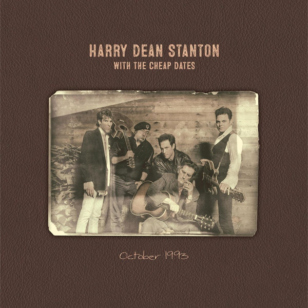 Stanton,Harry Dean With The Cheap Dates - October 1993