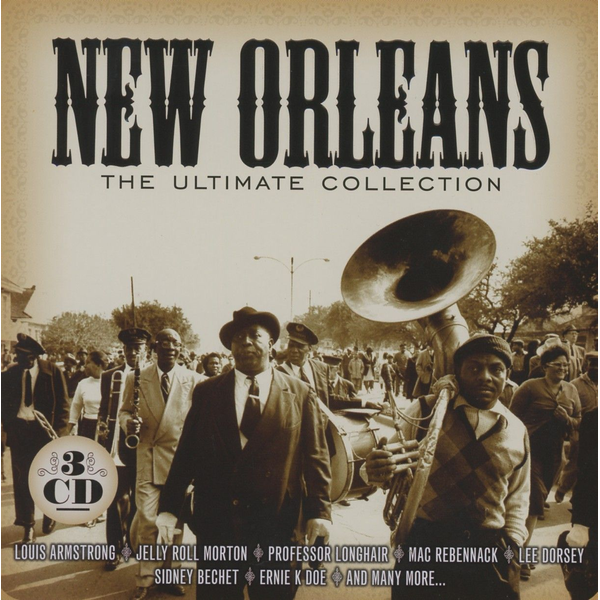 Various New Orleans (Lim.Metalbox Ed.)