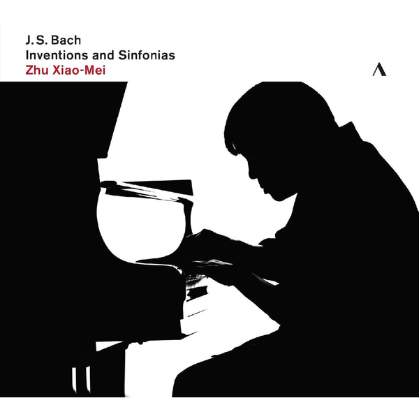 Zhu,Xiao-Mei - J.S. Bach: Inventions and Sinfonias