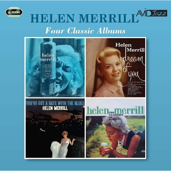 Merrill,Helen - Four Classic Albums