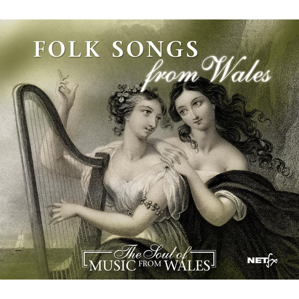 Various - Folk Songs from Wales