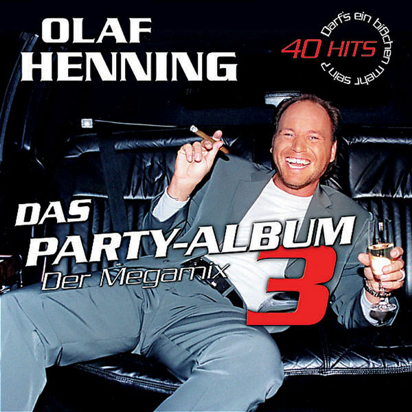 Henning,Olaf - Party Album, Vol. 3