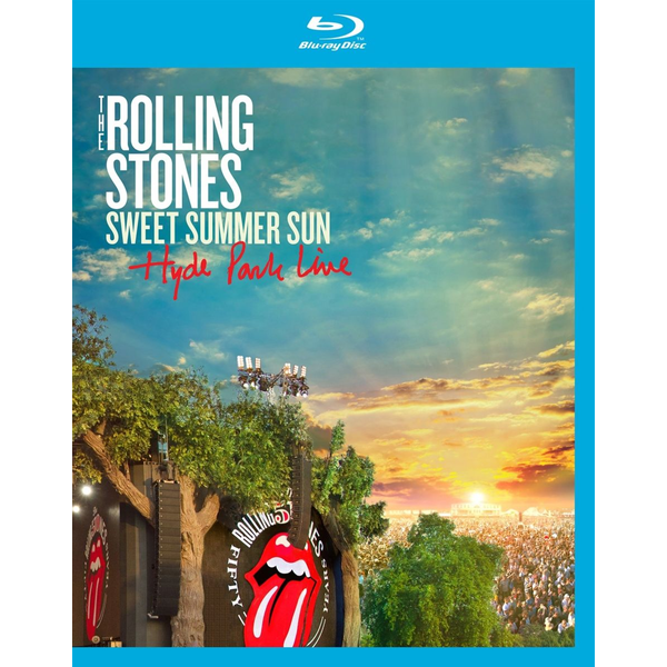 Rolling Stones,The - Sweet Summer Sun-Hyde Park Live